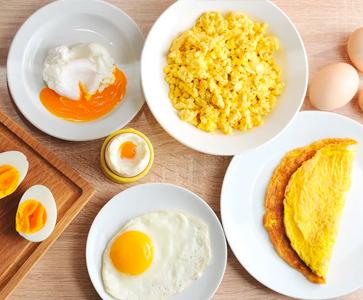 O consumo de Ovos e o Risco Diminuído de Diabetes.